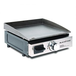 Blackstone Portable Tabletop Gas Camp Griddle
