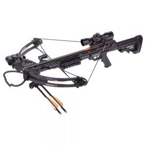CenterPoint Sniper 370 Crossbow Bundle